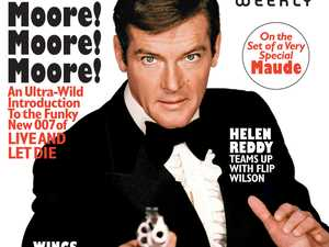 Legendary James Bond star Roger Moore has died