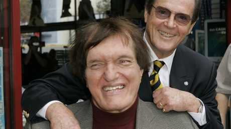 Roger Moore's family said Tuesday that the former James Bond star has died after a short battle with cancer.