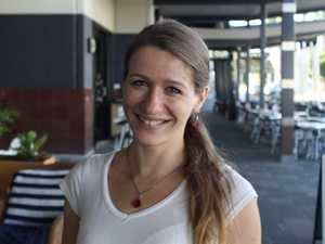 Nina Horcickova, Slovakia/Mackay: I really love the