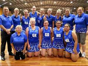 Sapphires on the ball after double success