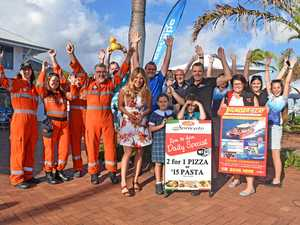 A warm Whitsunday welcome to Today Show
