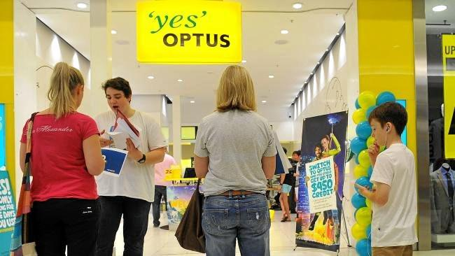 OPTUS: Bundaberg has been selected as one of 21 locations nationally for hybrid concept, store-based and mobile SMB specialists to support SMB customers.