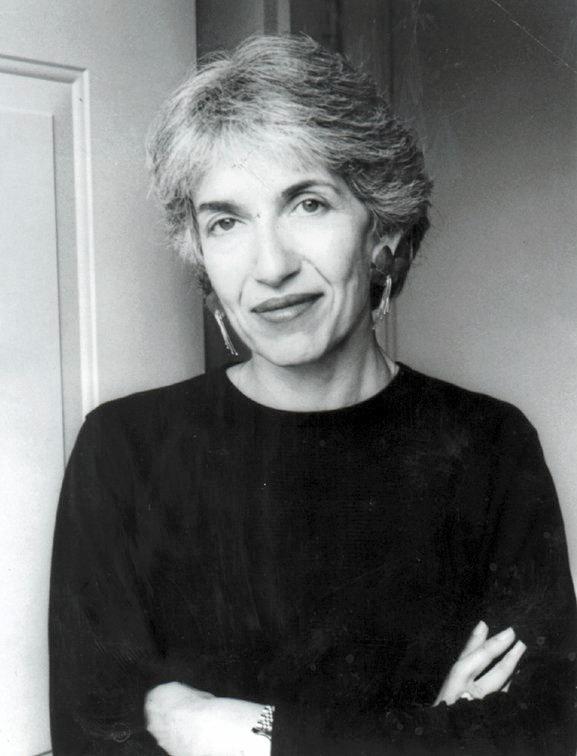 SCIENCE: American writer Dava Sobel.