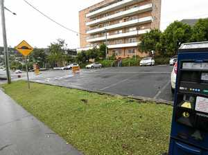Paid parking has pushed hospital commuters into suburbia, proving problematic for residents.