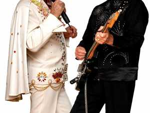 Impersonator Eddie Daniels will be bringing his Roy Orbison and Elvis Presley show to Gladstone next month.