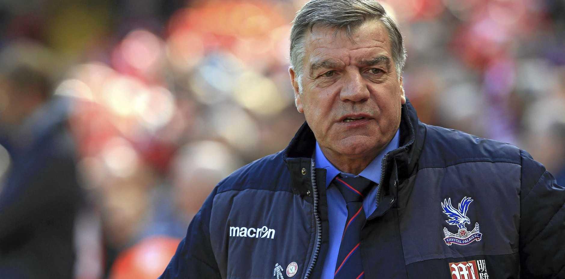 Sam Allardyce has resigned as Crystal Palace boss.