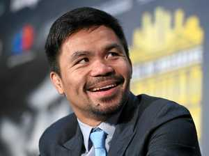 Pacquiao in 'worst form of life'says trainer
