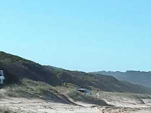 Beach 4WD hoons