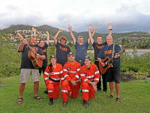The world is invited to Whitsunday SESsions