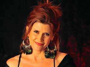 Jazz vocalist Ingrid James adds her signature sultry sound