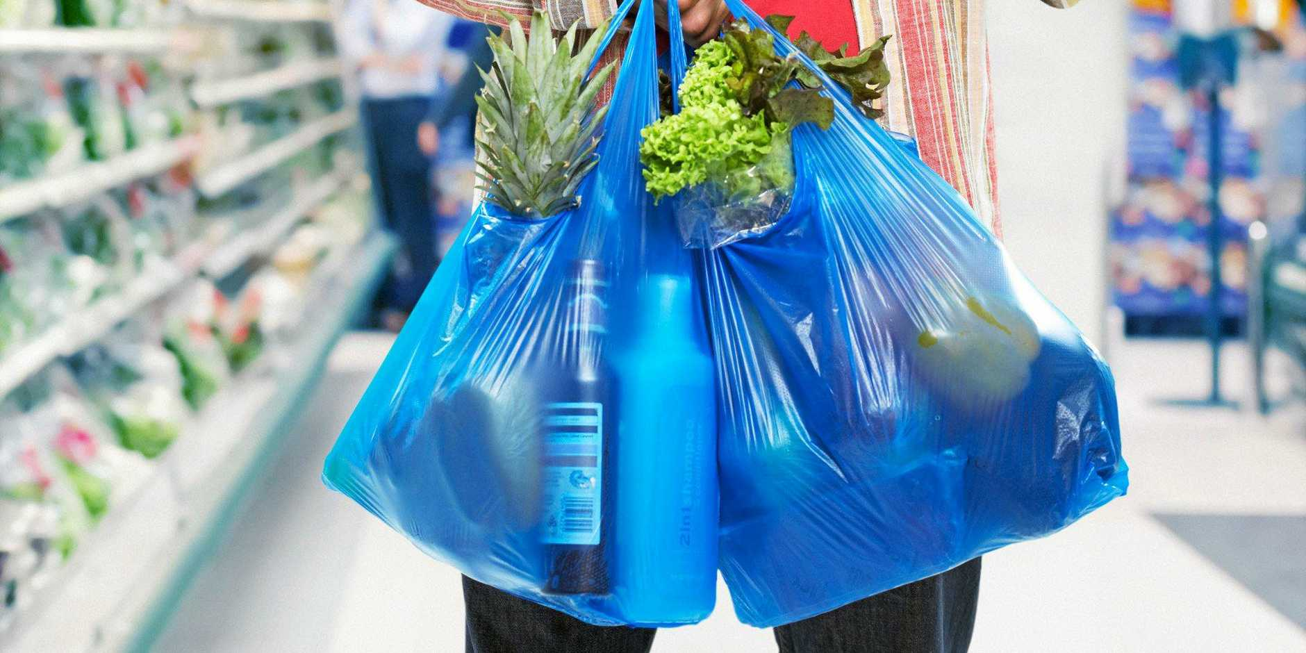 Plastic bags. Photo contributed