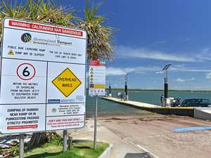 DID YOU KNOW: If you don't wear a seatbelt at a boat ramp you could cop a $365 fine?
