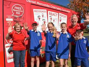 Warwick West State School stands up for safety