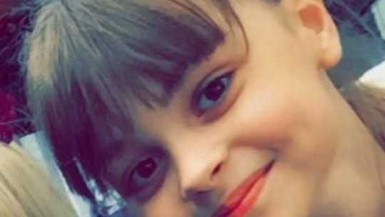 Saffie-Rose Roussos, eight, is the youngest fan to have been confirmed dead
