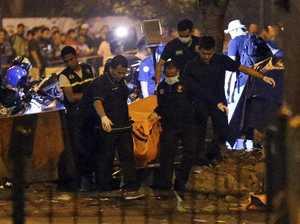 5 dead in Jakarta bombing