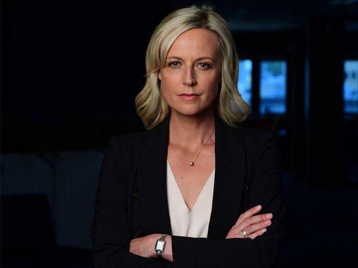 Marta Dusseldorp returns in season three of the TV series Janet King.