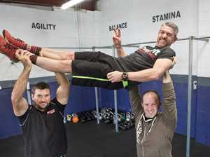 Crossfit members rally around for mate