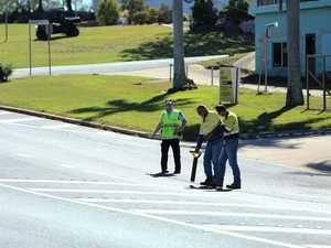 Police investigate stormwater drain body