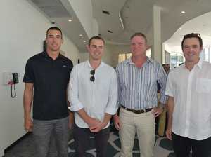 Men of League State of Origin luncheon at the