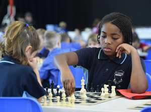 Gardiner Chess Wide Bay South Interschool Tournament