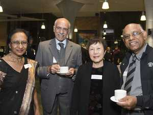 Police host multi-faith dinner