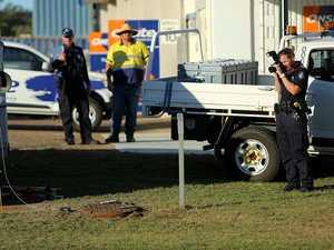 UPDATE: Investigators viewing footage of body inside drain