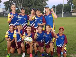 Dalby junior teams take home Brisbane trophies