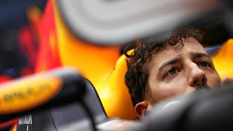 Daniel Ricciardo of Australia and Red Bull Racing prepares to drive during qualifying for the Spanish Formula One Grand Prix at Circuit de Catalunya on May 13, 2017.
