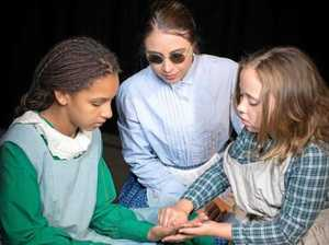 Theatre taps into the creativity of youth