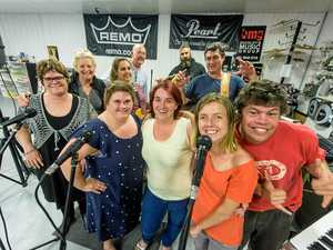READY TO ROCK: The High Abilities group will be playing at the Jacaranda Hotel on Friday night in support of Living Proof.