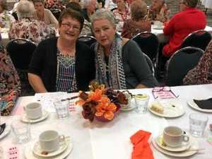 Charity morning tea raises $2100
