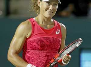 Stosur's reign at top of Aussie tennis goes on