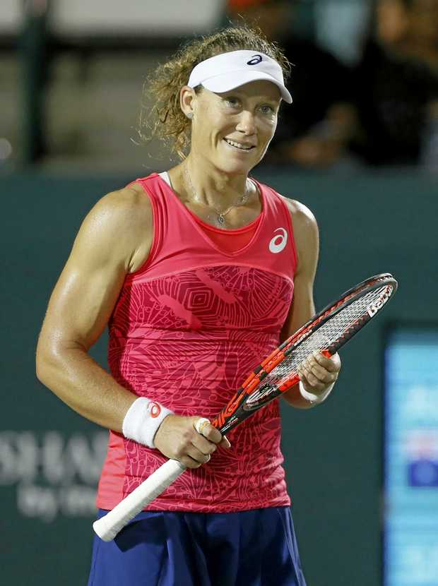 Samantha Stosur has been no.1 in Australia for 450 straight weeks.