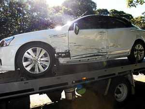 Claim for rental car after crash