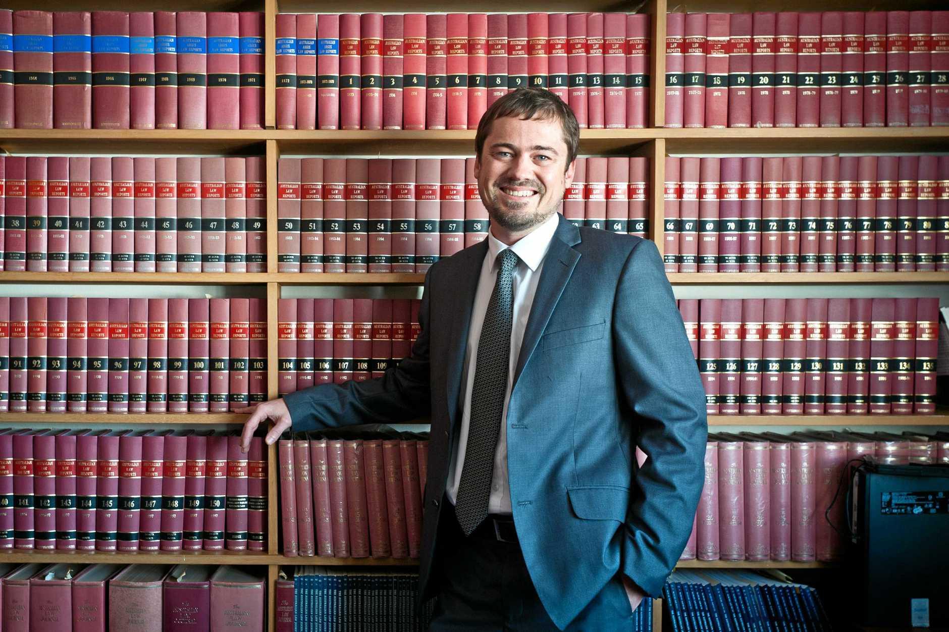 Manny Wood, B.A., L.L.B, Ticli Blaxland Lawyers. Photo: Rob Wright / The Coffs Coast Advocate