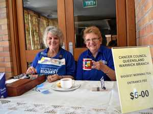 Australia's Biggest Morning Tea 250517