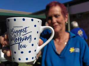 Biggest Morning Tea raising funds for cancer