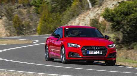 Audi S5 Sportback.