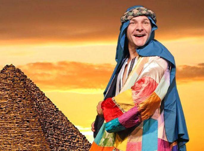 LEADING ROLE: Award-winning actor Brian Pamphilon as Joseph.