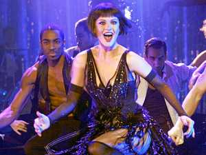 CELL BLOCK TANGO: Actress Catherine Zeta-Jones in a scene from the 2002 film Chicago.
