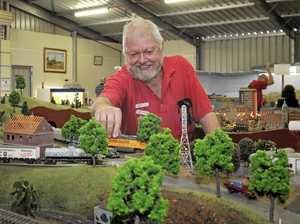 Former train driver treasures memories