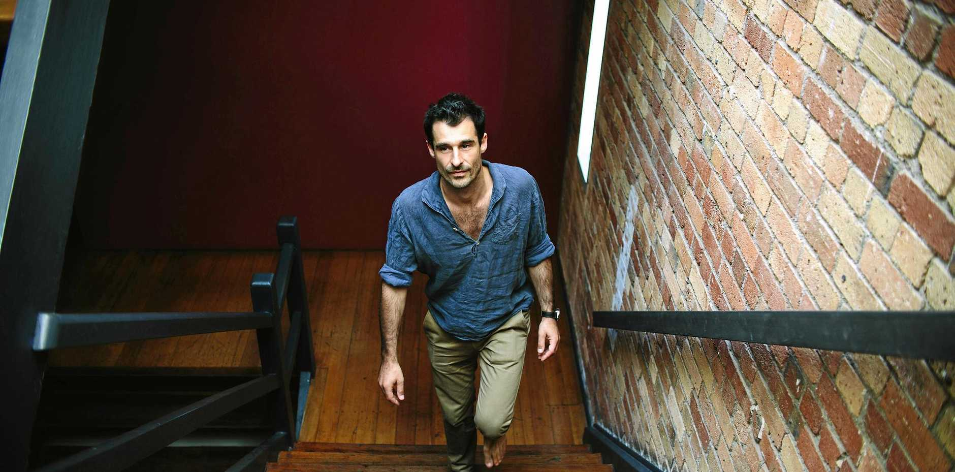 TOURING NOW: Australian musician Felix Riebl is coming to the Northern Rivers in June.