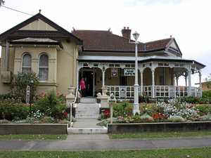 Schaeffer House, once the home of Grafton's first city architect, is now a museum run by the Clarence River Historical Society Inc.