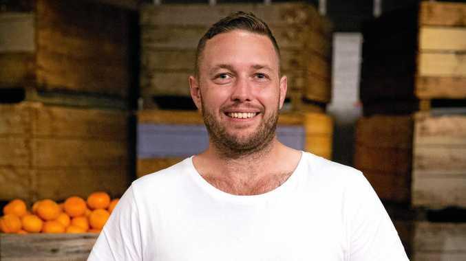 GLADSTONE BOY: MasterChef Australia contestant Pete Morgan.