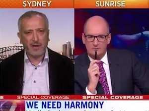 Muslim leaders clash on TV