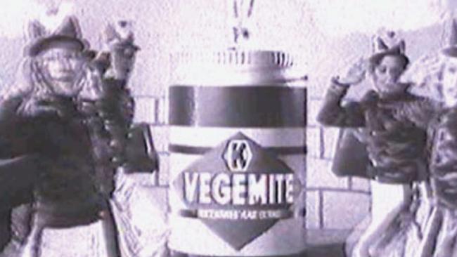 'K for Kraft' — the US brand has been an Australian staple for 90 years.