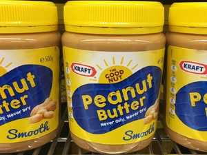 """The Good Nut"" brand has started appearing on peanut butter jars. Soon the Kraft name will be gone."
