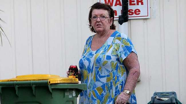 Schapelle Corby's mother Rosleigh Rose at home in Loganlea. Picture: Marc Robertson