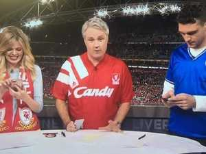ABC2 slammed over football exhibition match coverage