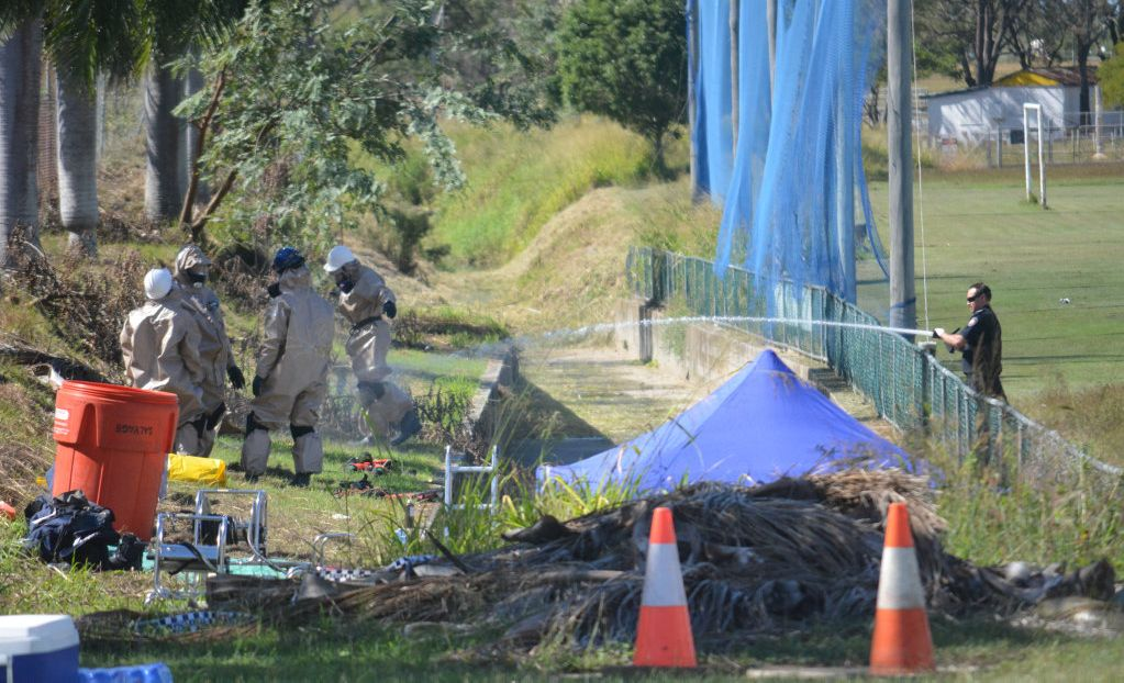 The body found in a stormwater drain has been confirmed as a Gladstone man in his 30s.